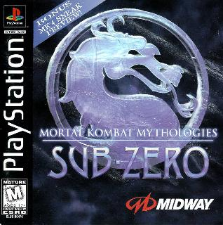 Screenshot Thumbnail / Media File 1 for Mortal Kombat Mythologies - Sub Zero [NTSC-U]